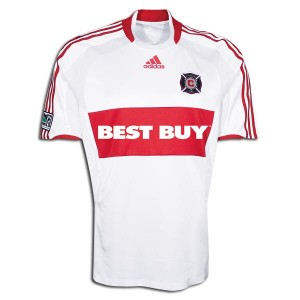 09-10 Chicago Fire Away Shirt