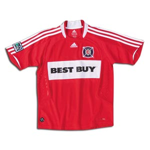 09-10 Chicago Fire Home Shirt