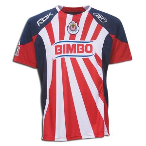 09-10 Chivas Home Shirt
