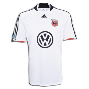 09-10 DC United Away Shirt