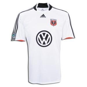 09-10 DC United Away Shirt