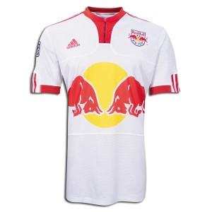 09-10 New York Red Bulls Home Shirt
