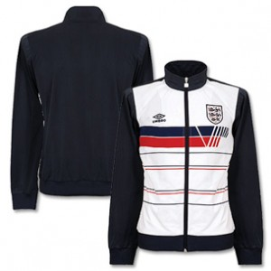 England 1986 World Cup Jacket