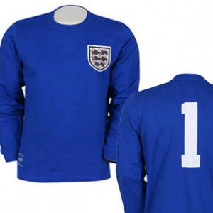 England Goalkeeper Jersey Blue