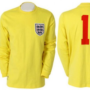 England Goalkeeper Jersey Yellow