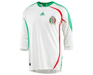 Mexico Away Shirt