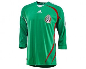 Mexico Home Shirt