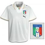 07-09 Italy Away Shirt