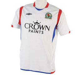 09-10 Blackburn Rovers Away Shirt