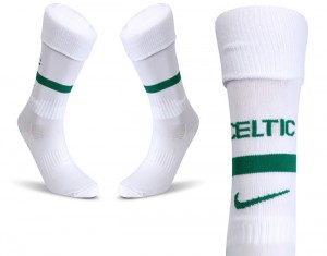 09-10 Celtic International Away Socks