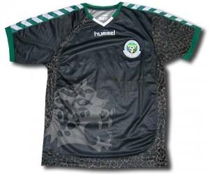 09-10 Zanzibar Home Shirt