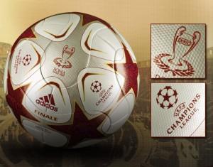 Adidas UEFA Champions League 2009 Finale Football
