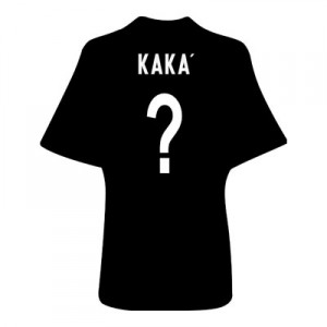 09-10 Real Madrid Third Shirt Kaka