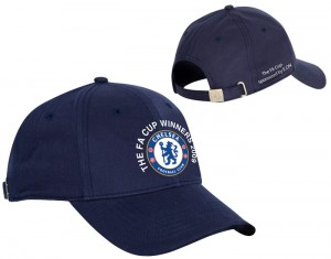 Chelsea FA Cup Winners Cap 2009 Royal