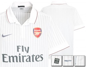 09-10 Arsenal Third Shirt