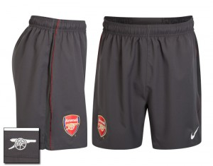 09-10 Arsenal Third Shorts