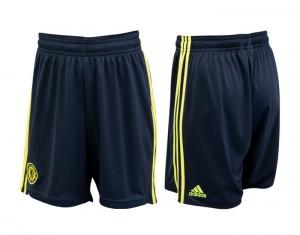 09-10 Chelsea Away Shorts