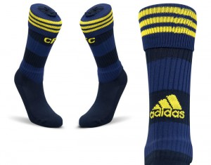 09-10 Chelsea Away Socks