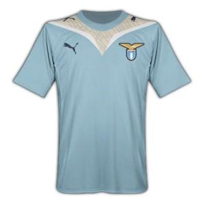 09-10 Lazio Home Shirt