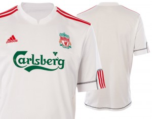 09-10 Liverpool Third Shirt