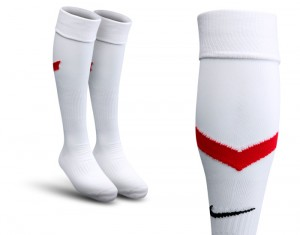 09-10 Manchester United Home Goalkeeper Socks