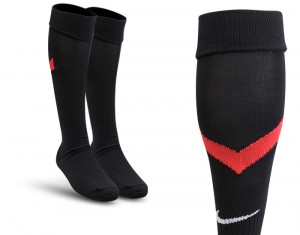 09-10 Manchester United Home Socks