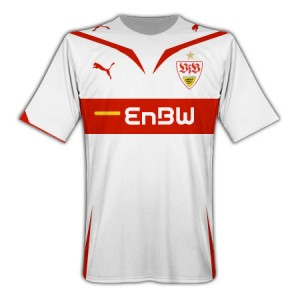 09-10 Stutgart Home Shirt