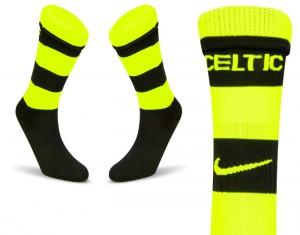 09-11 Celtic Away Socks