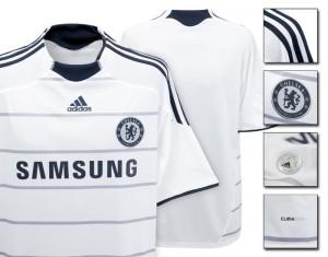 09-10 Chelsea Third Shirt