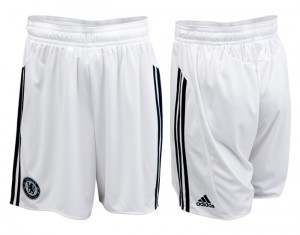 09-10 Chelsea Third Shorts