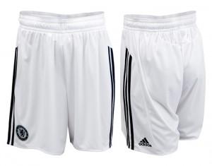 09-10 Chelsea Third Shorts