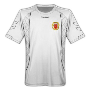 09-10 Gibraltar Away Shirt