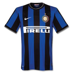 09-10 Inter Milan Home Shirt