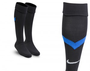 09-10 Manchester United Away Socks