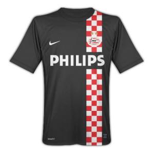09-10 PSV Eindhoven Away Shirt