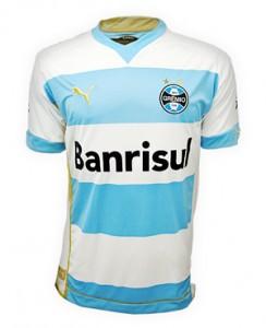 09-10 Gremio Away Shirt