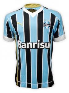 09-10 Gremio Home Shirt