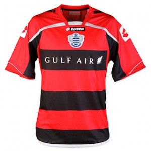 09-10 Queens Park Rangers Away Shirt