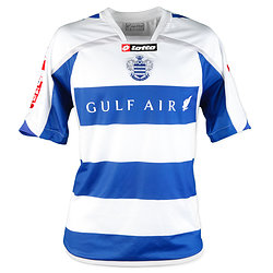 09-10 Queens Park Rangers Home Shirt