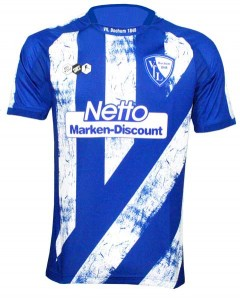 09-10 Vfl Bochum Home Shirt