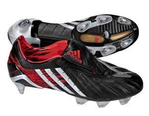 Adidas Predator Powerswerve Soft Ground UCL Star Design Soccer Boots