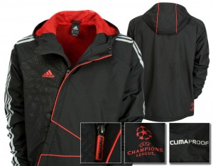 Adidas Predator UEFA Champions League All Weather Jacket