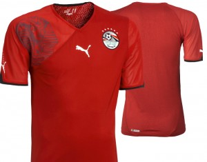 09-11 Egypt Home Shirt