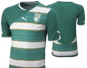 09-11 Ivory Coast Away Shirt