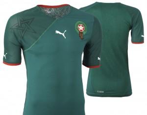 09-11 Morocco Home Shirt