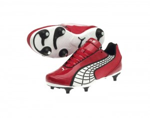 Puma v5.10 Soccer Boots Red