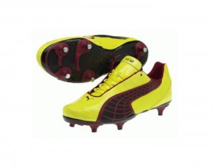 Puma v5.10 Soccer Boots Yellow
