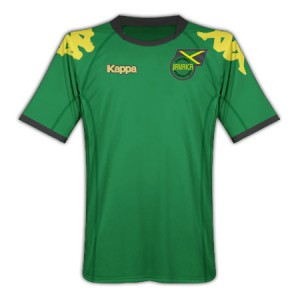 10-11 Jamaica Away Shirt