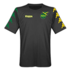 10-11 Jamaica Third Shirt