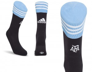 09-10 Argentina Home Socks